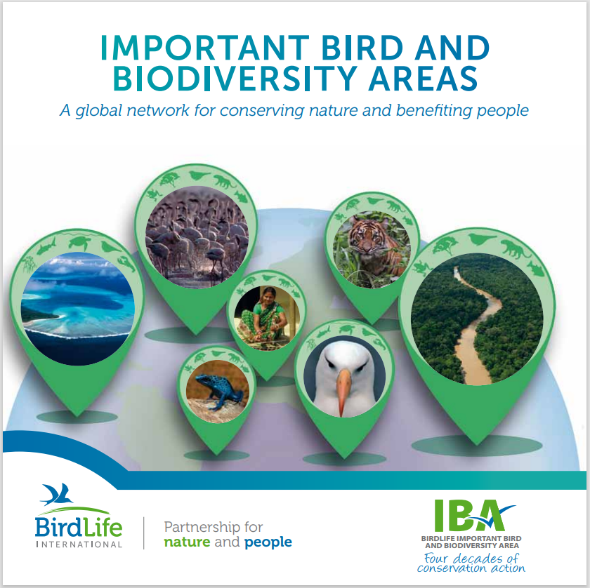 Important Bird and Biodiversity Areas