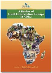 A review of Local Conservation Groups in Africa