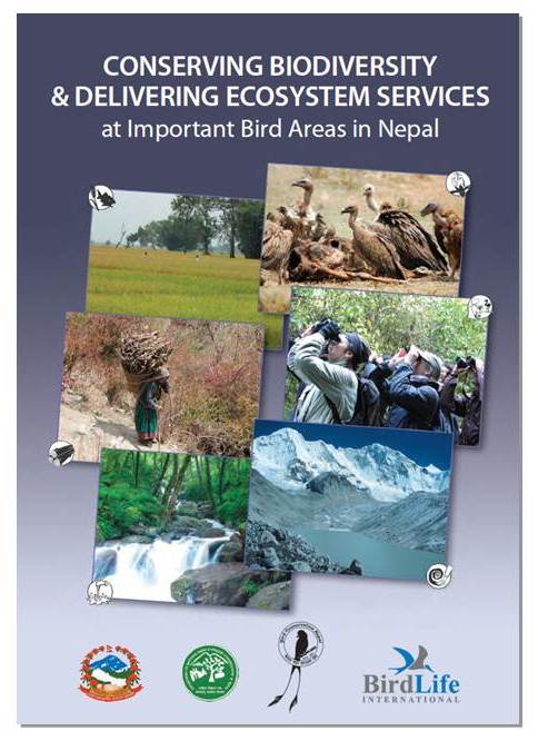 Conserving biodiversity and delivering ecosystem services at Important Bird Areas in Nepal